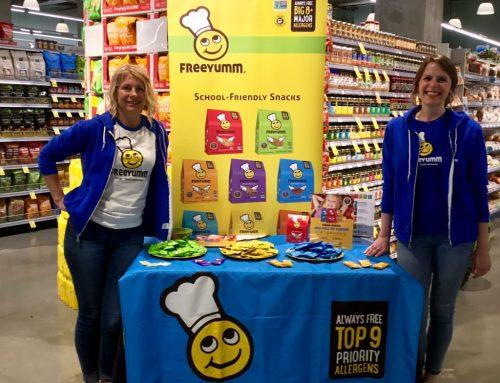FreeYumm Family Celebrates Record Sales