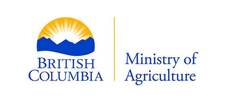 BC Ministry of Ag logo